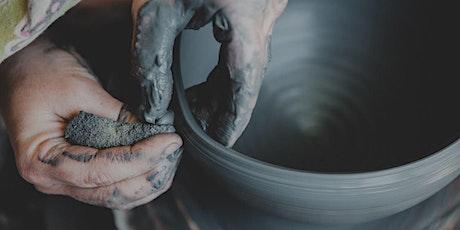 Atelier de poterie Show d'boucane billets