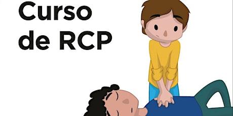 RCP - Reanimación Cardio Pulmonar entradas