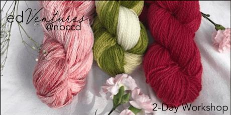 Hand Dyed Yarn Three Ways - Natasha Cliche tickets