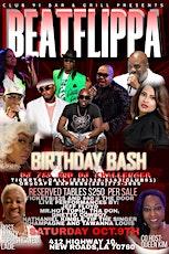 Beat Flippa's Birthday Bash tickets