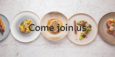 Restaurant Associates | Recruitment Evening tickets
