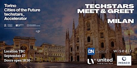 Techstars Meet & Greet - Milan tickets