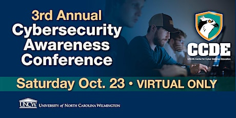 3rd Annual Cybersecurity Awareness Conference tickets