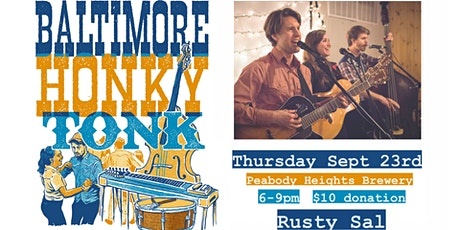 Baltimore Honky Tonk: a night of two-stepping tickets