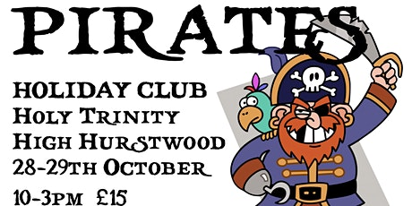 PIRATES - Holiday Club tickets