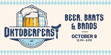 1st Annual Oktoberfeast at Assembly Hall tickets