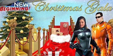"""NEW BEGINNING"" CHRISTMAS GALA tickets"