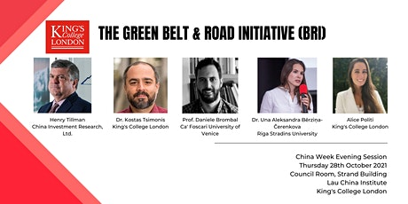 The Green Belt & Road: Challenges and Future Prospects tickets