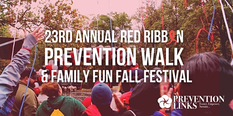 Red Ribbon Prevention Walk & Family Fun Festival tickets