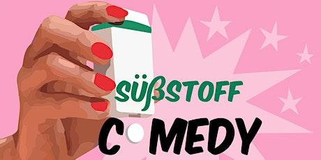 ★ Süßstoff Comedy ★ Stand-up Comedy auf Deutsch ★ in Funny Friedrichshain★ tickets