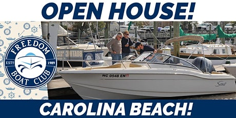Fall into Boating Open House at Carolina Beach tickets