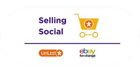 Selling Social Canvas Workshop Tickets