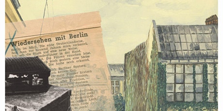 The German-Jewish Diaspora and their relationship to Germany: book launch tickets