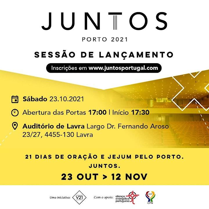 imagem Juntos Porto 2021 - 23 de Outubro