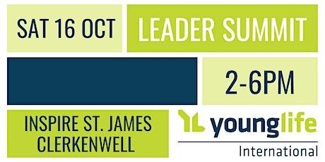 Leader Summit tickets