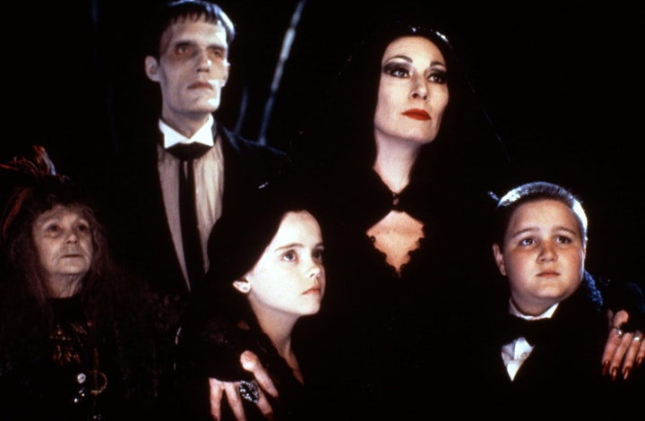 Throwback Cinema: THE ADDAMS FAMILY - 30th Anniver image