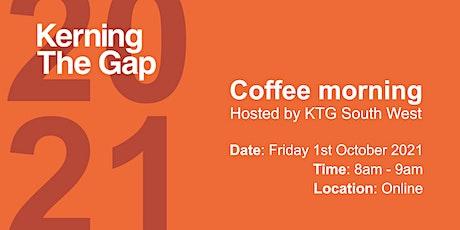 Kerning The Gap Coffee Morning tickets