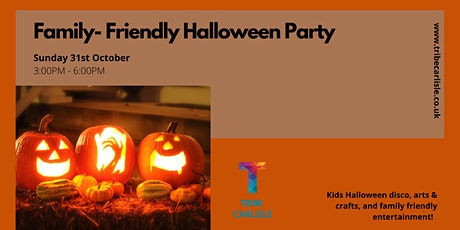 Family-Friendly Halloween Party tickets