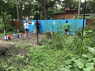 Volunteer for the painting party at Hope House & Garden tickets