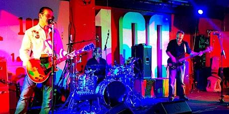 Rock & Blues: Melvin Hancox Band tickets