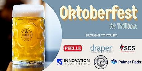 Oktoberfest 2nd Annual Elevator Social tickets