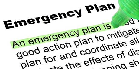 Emergency Response and First Aid tickets