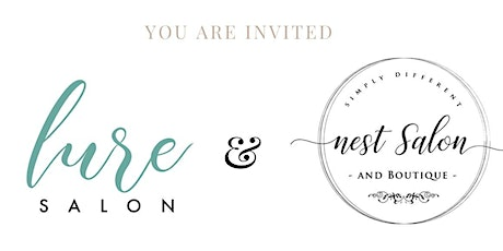Lure & Nest Grand Opening! tickets