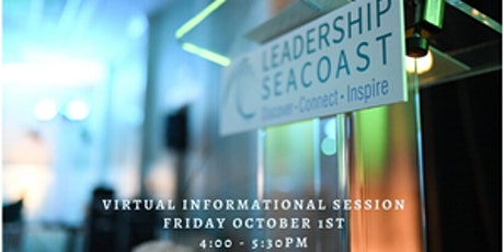 Leadership Seacoast Informational Breakfast VIRTUAL tickets