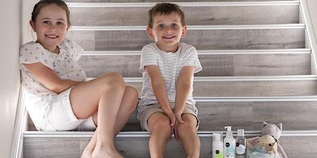 La pelle dei bambini - come trattarla e come proteggerla biglietti