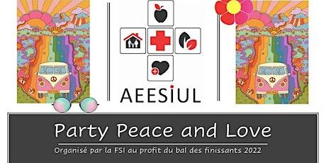 Peace&Love billets
