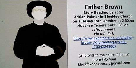 Father Brown Story Reading tickets