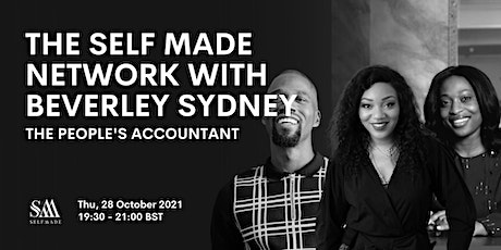 The Self Made Network With Beverley Sydney the Peoples Accountant tickets