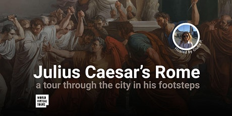 FREE Julius Caesar's Rome -  a tour through the city in his footsteps. tickets