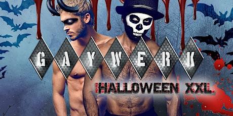 HALLOWEEN im GAYWERK für Gays & Friends (2G Event) Tickets