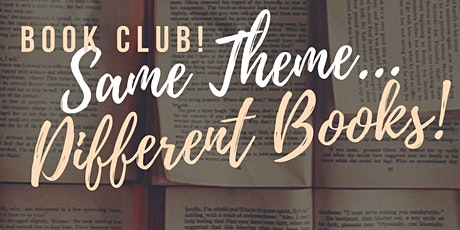 Same Theme... Different Books! tickets