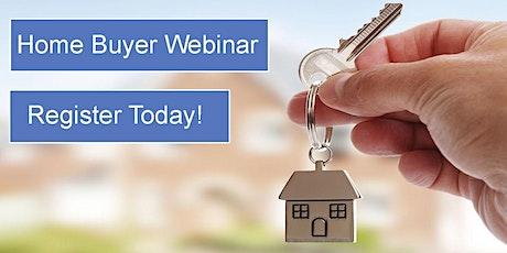 Virtual Home Buying Seminar tickets