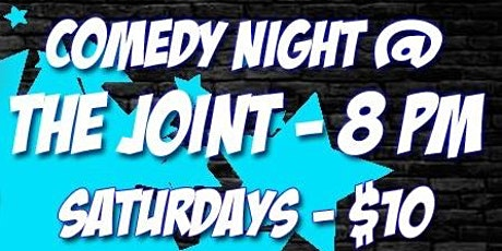 Comedy Night at The Joint tickets