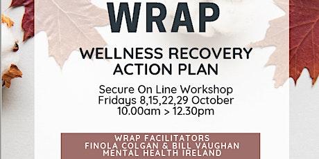 Mental Health Ireland & Laois Connect -  4-Week WRAP ® Programme tickets