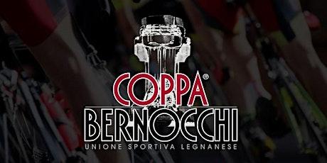 Coppa Bernocchi: punzonatura e Green Palc biglietti