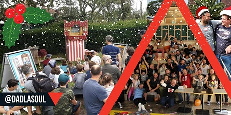 Dad La Soul (Chichester) Xmas Party +Craft + Games Playdate For Dads & Kids tickets