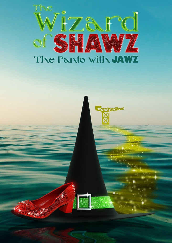The Wizard of Shawz- The Panto with Jawz image