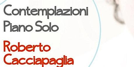 Roberto Cacciapaglia in concerto biglietti