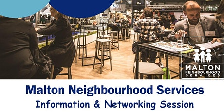 Information & Networking Session: Connect With Your Employment Facilitators tickets