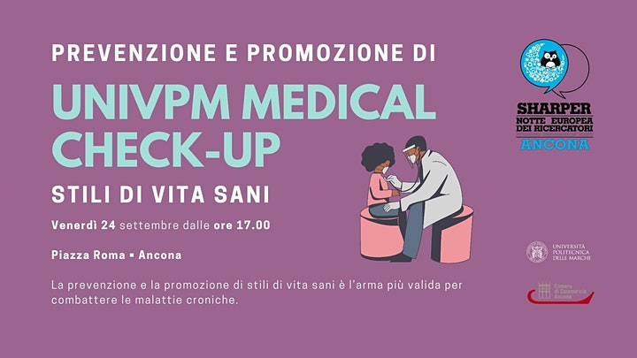 Immagine Univpm Medical Check Up