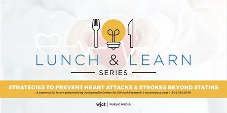 Strategies To Prevent Heart Attacks & Strokes Beyond Statins tickets