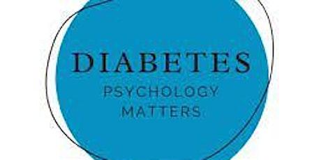 Diabetes UK Psychology Network Study Day: November 2021 tickets