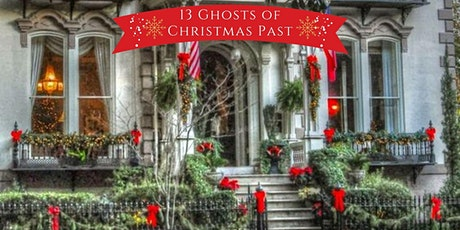 Christmas Tour : 13 Ghosts of Savannah Christmas Tour tickets