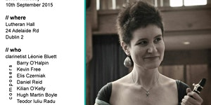 ICC presents // long sole sound w/ Leonie Bluett