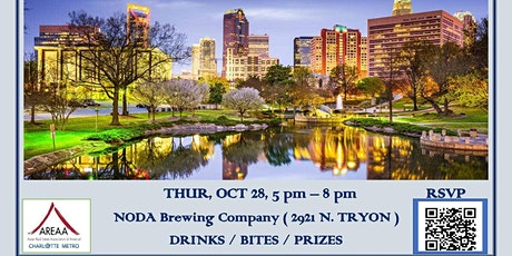 FALL MIXER - CHARLOTTE AREAA (Asian Real Estate Association of America) tickets