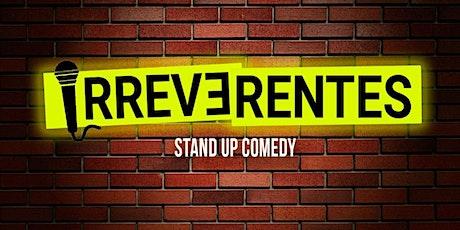 Irreverentes Comedy Show tickets
